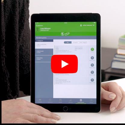 Appva presenterar MCSS Beställningslista & Tena Identifi